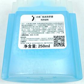 Xiaomi Xiaoji Minij Sabun Cair Refill Dispenser Otomatis Foam Soap Handwash 250ml - 2