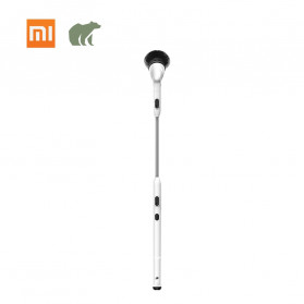 Xiaomi Mijia Shunzao Sikat Elektrik Wireless Brush Handheld Bathroom Cleaner - White
