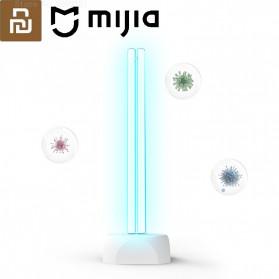 Xiaomi Youpin Huayi Lampu UV Ozone Portable Disinfektan Germicidal Lamp Sterilization - SJ01 - White