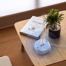 Xiaomi Youpin Huayi Lampu UV Ozone Portable Disinfektan Germicidal Lamp Sterilization - SJ01 - White - 2