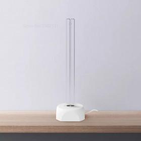 Xiaomi Youpin Huayi Lampu UV Ozone Portable Disinfektan Germicidal Lamp Sterilization - SJ01 - White - 4