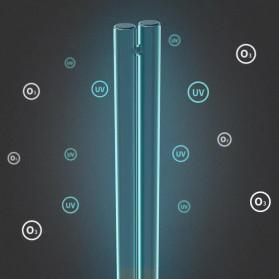 Xiaomi Youpin Huayi Lampu UV Ozone Portable Disinfektan Germicidal Lamp Sterilization - SJ01 - White - 6