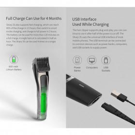 Xiaomi Enchen Sharp3S Alat Cukur Elektrik Hair Clipper Trimmer Rechargerable - Black - 6
