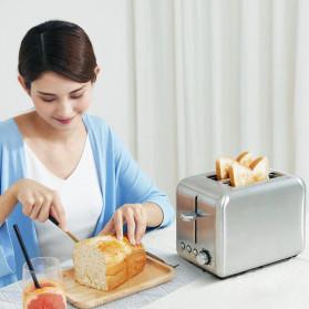 Xiaomi Deerma Alat Pemanggang Roti Bread Toaster - DEM-SL281 - Silver - 5