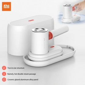 Xiaomi Deerma Setrika Uap Steamer 2 in 1 Multifunctional Ironing 1000W 110ml - DEM-HS218 - White