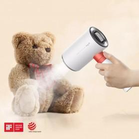 Xiaomi Deerma Setrika Uap Steamer 2 in 1 Multifunctional Ironing 1000W 110ml - DEM-HS218 - White - 4