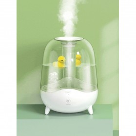 Xiaomi Deerma Pelembab Udara Air Humidifier Aroma Diffuser Ultrasonic Purifying Dust Filter 5L - DEM-F325 - White - 8
