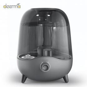Xiaomi Deerma Air Humidifier Ultrasonic Pelembab Udara Aromatherapy Oil Diffuser 5L - DEM-F323 - Black