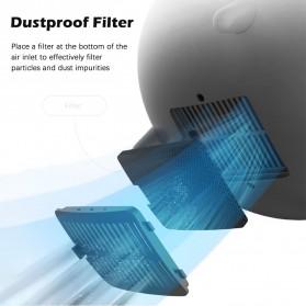 Xiaomi Deerma Air Humidifier Ultrasonic Pelembab Udara Aromatherapy Oil Diffuser 5L - DEM-F323 - Black - 3