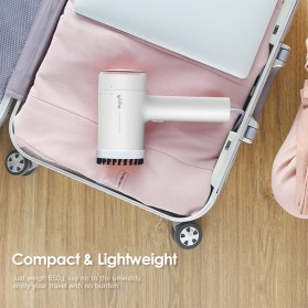Xiaomi Deerma Setrika Uap Portable Handheld Cloth Iron Steamers - DEM-GT100 - White - 5