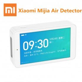Xiaomi Mijia Smartmi Alat Detektor Kualitas Udara Air Quality Tester PM 2.5 TVOC C02 - KQJCY02QP - White