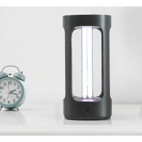 Xiaomi Mijia Five Lampu UV Disinfektan Germicidal Lamp Sterilization - YSXDD001YS - Black - 2