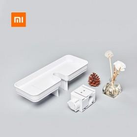 Xiaomi DABAI Portable Organizer Hanging Bathroom Showers Storage Rack - DXZW001 - White - 6