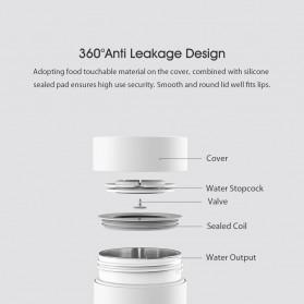 Viomi Teko Listrik Bottle Cup Portable Stainless Steel 400ml 220V -  YM-K0401 - White - 3