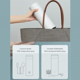 Viomi Teko Listrik Bottle Cup Portable Stainless Steel 400ml 220V -  YM-K0401 - White - 5