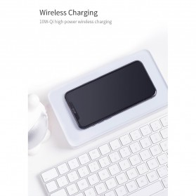 Xiaomi FIVE Smartphone Sterilizer Box Disinfection Ultraviolet UV Light with Wireless Charger 10W - YSXDH001WX - White - 9