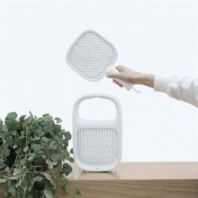 Xiaomi Yeelight Pembasmi Nyamuk Multifungsi Mosquito Swatter Layers Mesh Electric Handheld - YLGJ04YI - White - 2