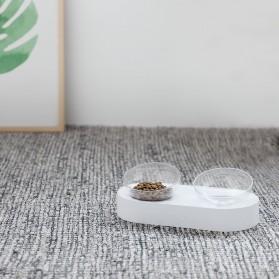 Xiaomi PETKIT Fresh Nano Tempat Makan Hewan Peliharaan Kucing Anjing Single Feeding Dishes Bowl - P520 - White - 7
