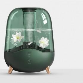 Xiaomi Deerma Air Humidifier Ultrasonic Pelembab Udara Aromatherapy Oil Diffuser 5L - DEM-F329 - Deep Green - 2