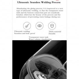Xiaomi Deerma Air Humidifier Ultrasonic Pelembab Udara Aromatherapy Oil Diffuser 5L - DEM-F329 - Deep Green - 3