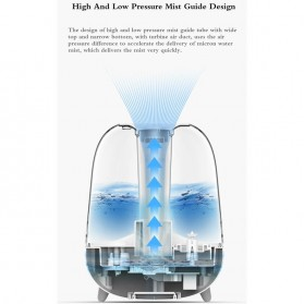 Xiaomi Deerma Air Humidifier Ultrasonic 5L - DEM-F329 - Deep Green - 3