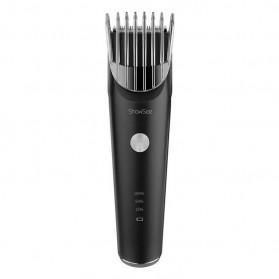 ShowSee Alat Cukur Elektrik Hair Clipper Trimmer USB Rechargerable - C2 - Black