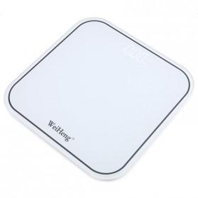 WeiHeng Timbangan Badan Digital Kaca - WH-RO8 - White