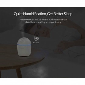 ORICO Premium Desktop Humidifier 200ml - HU1 - White - 6