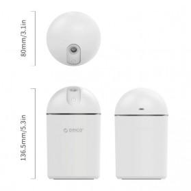 ORICO Premium Desktop Humidifier Max 300ml - HU2 - White - 8