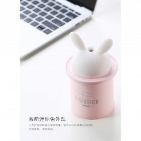 Remax Cute Rabbit Humidifier - RT-A260 - Pink - 8