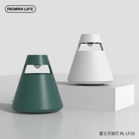 Remax Life Pembasmi Nyamuk UV LED Photocatalyst Mosquito Repellent - RL-LF10 - Green - 2