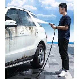 Baseus Semprotan Air Cuci Mobil High Pressure Car Washing Water Gun Sprayer with 7.5M Hose - Black - 7