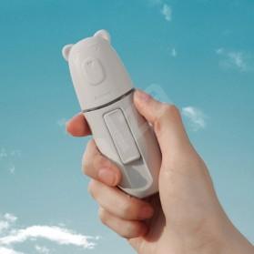 Baseus USB Humidifier Nano Mist Sprayer Facial Steamer Moisturizer Nebulizer 15ml - ACBSY-0G - White - 8