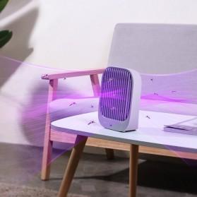 Baseus Pembasmi Nyamuk UV Light Mosquito  Killer Bionic Lamp - ACMWD-BJ02 - White - 6
