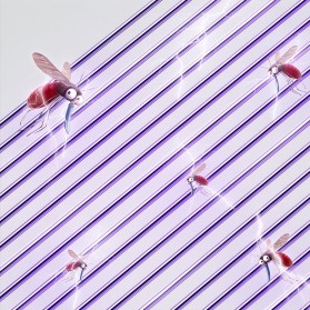 Baseus Pembasmi Nyamuk UV Light Mosquito  Killer Bionic Lamp - ACMWD-BJ02 - White - 7
