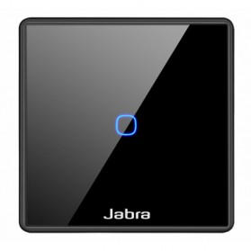 Jabra Saklar Lampu Touch LED 1 Button - JB2 - Black