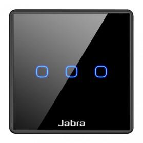 Jabra Saklar Lampu Touch LED 3 Button - JB2 - Black
