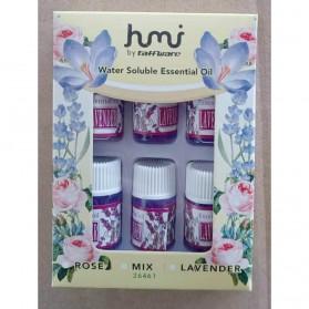 Taffware HUMI Essential Oils Minyak Aromatherapy Diffusers 3ml Lavender 6 PCS - 26461 - 2