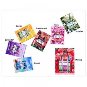 Taffware HUMI Essential Oils Minyak Aromatherapy Diffusers 3ml Lavender 6 PCS - 26461 - 4