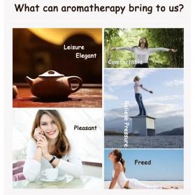 Taffware HUMI Essential Oils Minyak Aromatherapy Diffusers 3ml Lavender 6 PCS - 26461 - 6