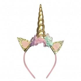 Set Balon Pesta Ulang Tahun Unicorn - Multi-Color - 7