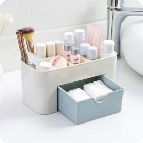 RORASA Kotak Organizer Kosmetik Perhiasan Rak Make Up - JAC000355 - Pink - 4