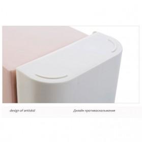 RORASA Kotak Organizer Kosmetik Perhiasan Rak Make Up - JAC000355 - Pink - 6