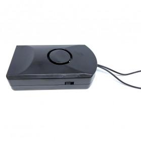 Honest Alarm Pintu Rumah Portable - Black - 2