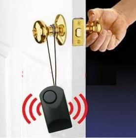 Honest Alarm Pintu Rumah Portable - Black - 5