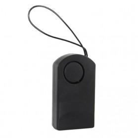 Honest Alarm Pintu Rumah Portable - Black - 7