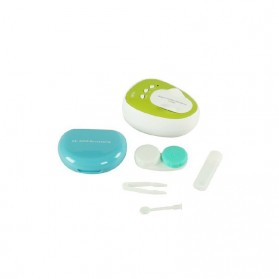 Mini Ultrasonic Contact Lens Cleaner - CE-3200 - Green - 5