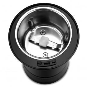 LISM Penggiling Biji Kopi Elektrik Serbaguna Coffee Bean Grinder 400W - SJ711 - Black - 3