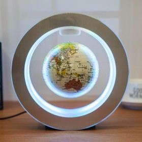 Lampu LED / Lampu Hias - Lampu Meja Magnetic Floating Globe Anti Gravity