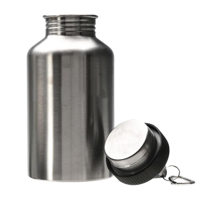 Botol Minum Olahraga Stainless Steel 500ml Dengan